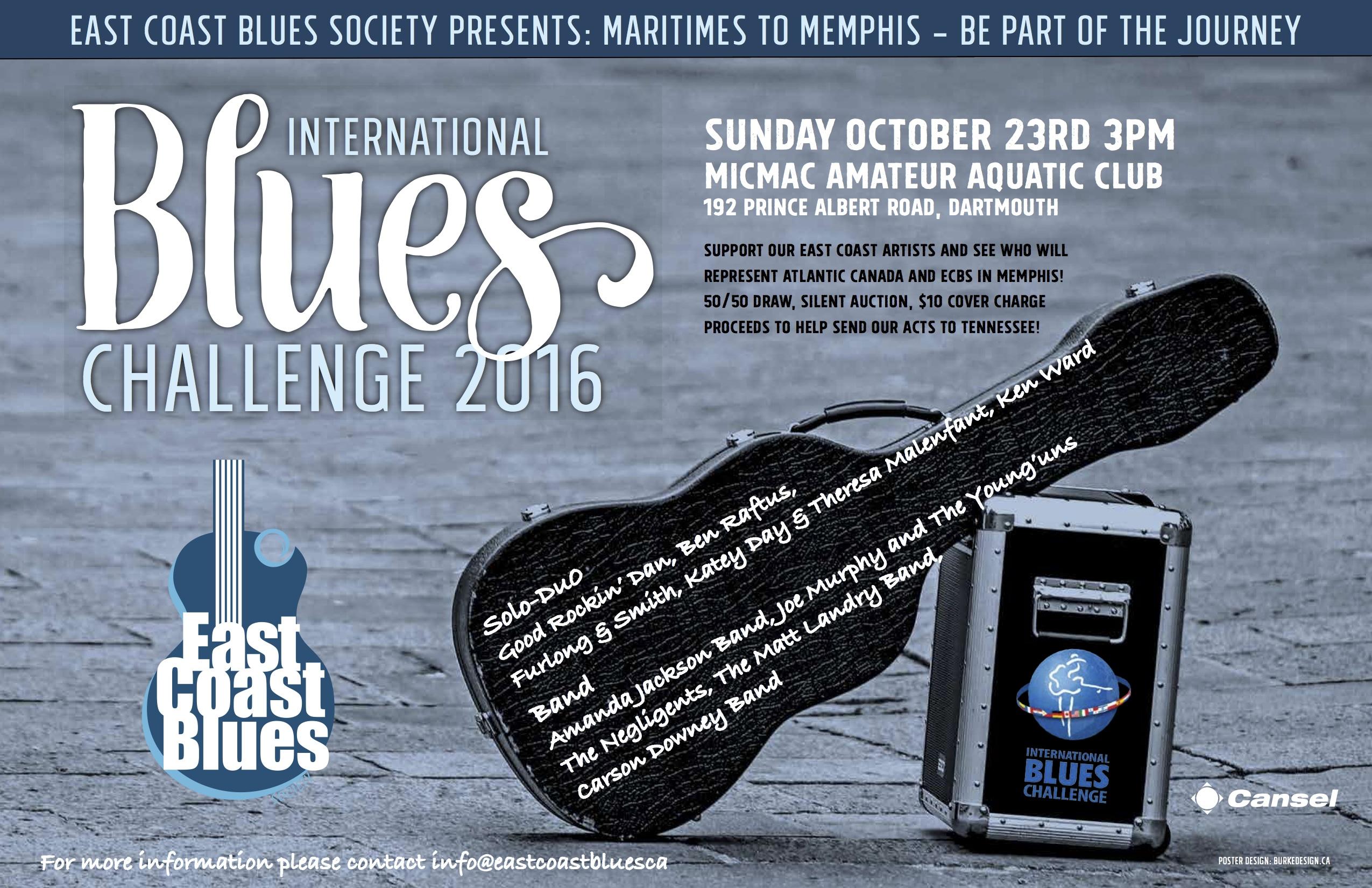 Maritimes to Memphis 2016
