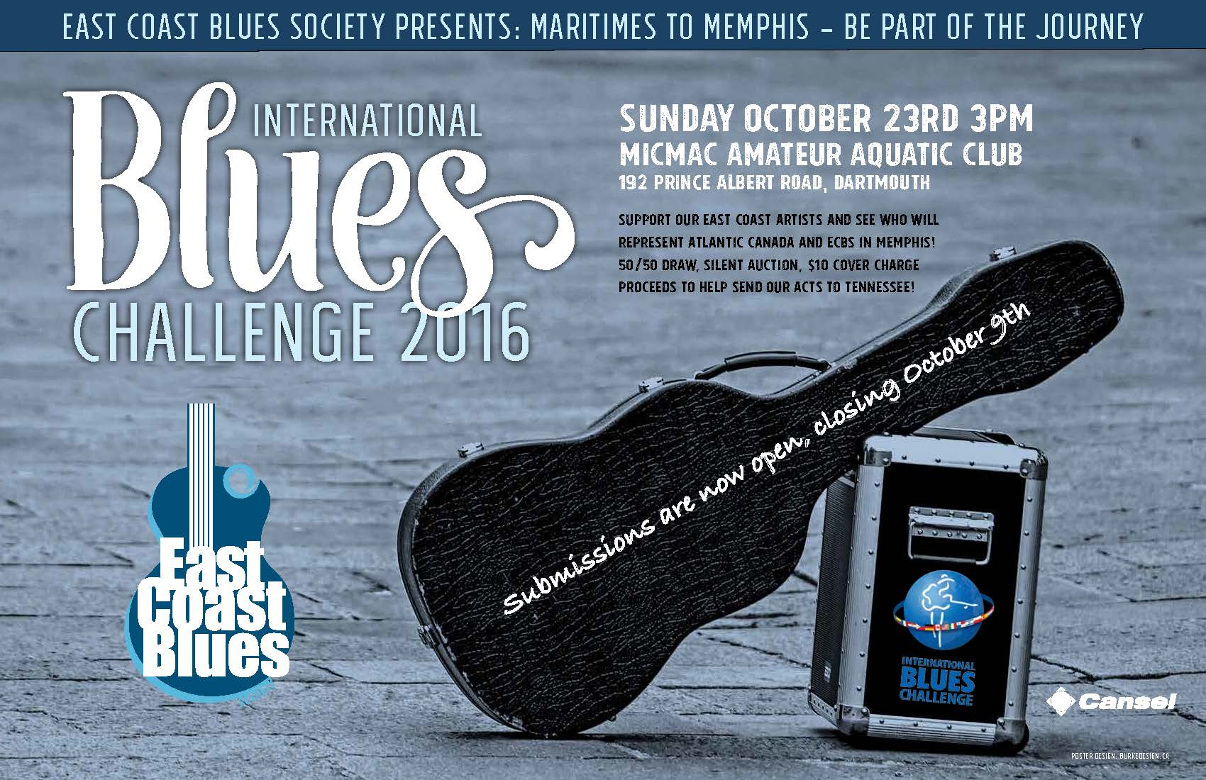 Submissions open for Maritimes To Memphis - Be Part Of the Journey